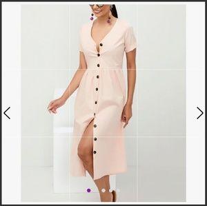 Dresses & Skirts - V neck button up dress